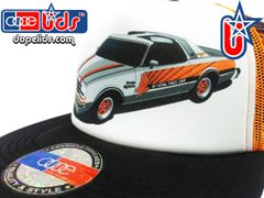 smARTpatches Truckers 79seventy 70's Sports Car Trucker Hat