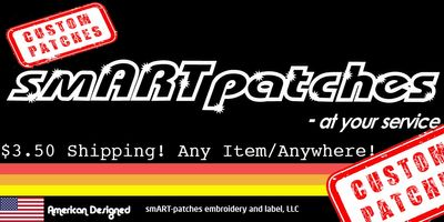 smART-patches embroidery and label, LLC