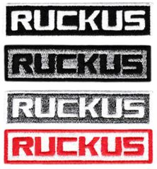 Honda Ruckus Script Patch 8cm x 2cm