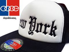 smartpatches New York Vintage Style Trucker Hat