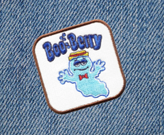 BooBerry Cereal Patch 8cm x 8cm