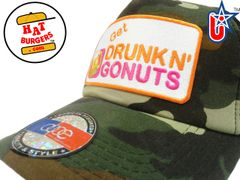 smARTpatches Truckers Drunk Party Trucker Hat