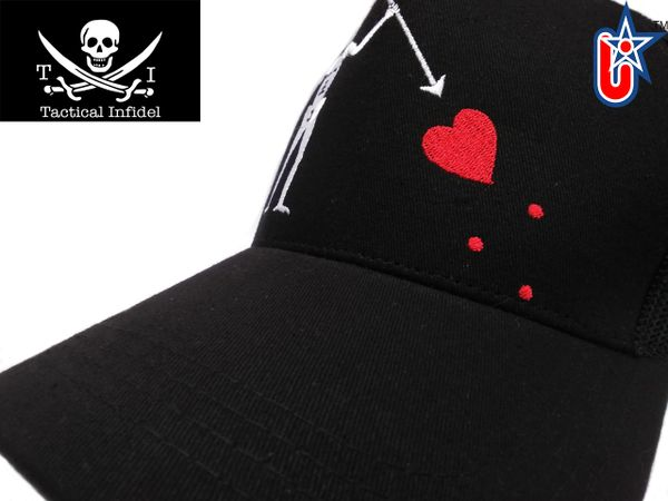 Tactical Infidel Blackbeard Pirate Trucker Hat