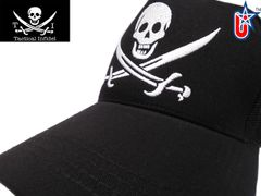 Tactical Infidel Jolly Roger Pirate Trucker Hat