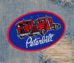Vintage 70's Style Keep On Truckin Patch 10cm / 4 inches