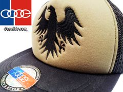 "smartpatches ""War Eagle"" Vintage Style Trucker Hat"