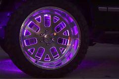 Profile Pixel: Wheel RIngs (RGB)