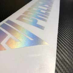 LIMITED EDITION - Oil Slick Banner