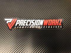 PrecisionWorkz Slap Sticker
