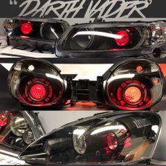 """Darth Vader"" Pre-Selected Build"