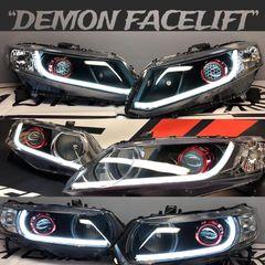 """Demon FaceLift"" Pre-Selected Build"