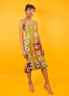 Mildred dress