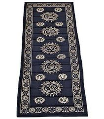 OM SYMBOL COTTON MEDITATION YOGA MAT