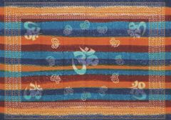 Tie Dye Om Tapestry