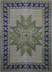 Kaleidoscope Elephant Mandala Tapestry