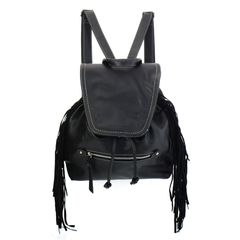 David Jones Fringe Backpack