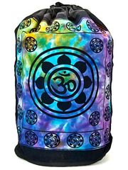 LOTUS OM SYMBOL BACKPACK