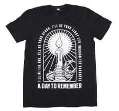 A Day To Remember Darkness T-Shirt