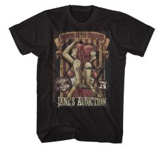Janes Addiction Siamese Twins T-Shirt