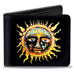 Sublime Sun Long Beach BiFold Wallet