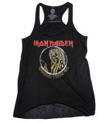 Iron Maiden Killers 81 Juniors Tank