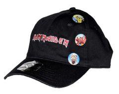 Iron Maiden Trooper Pin Hat