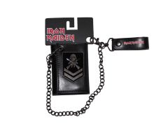 Iron Maiden Matter of Life and Death Wallet & Chain