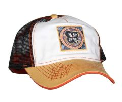 KISS Rock and Roll Mesh Back Trucker Hat
