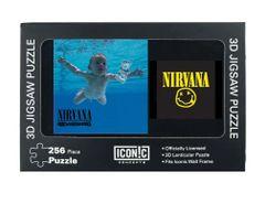 Nirvana Nevermind 3D Puzzle (256 Pieces)