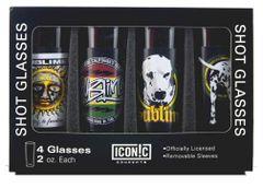 Sublime Shot Glasses Set (4 Pack)