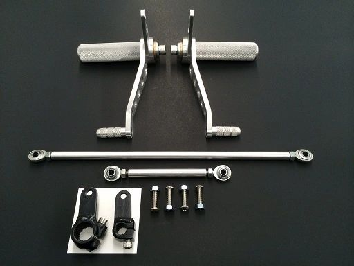 Honda CB 500 550 750 Four Anbauteile Bremsgestänge Bremse Rear Brake Spring Kit
