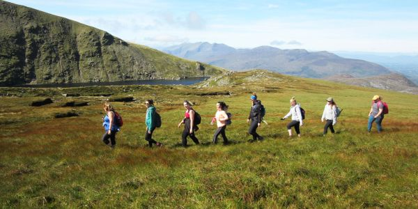 Guided Walk in Killarney National Park