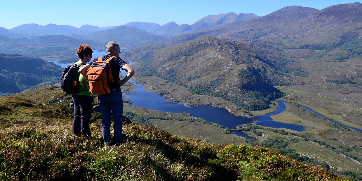Guided Hike to Torc Mountain