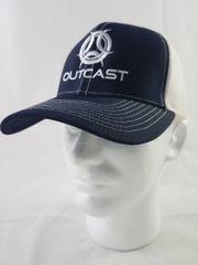 Outcast Trucker Dark Navy/ White