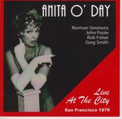 Anita's humorous comments between songs.
