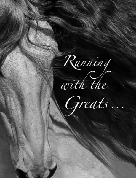Sympathy Card: Running with the Greats