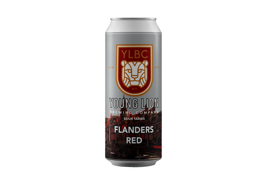 Can rendering of the Flanders Red Sour