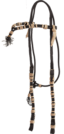 Mustang Vaquero Headstall
