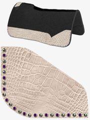 OG Wool Beige Crocodile