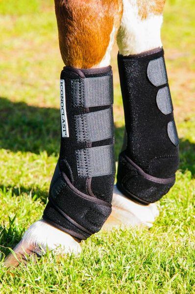 Iconoclast Rehabilitation Boot
