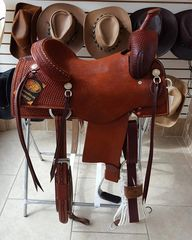 Double J saddles an tack | KnA Farms Inc