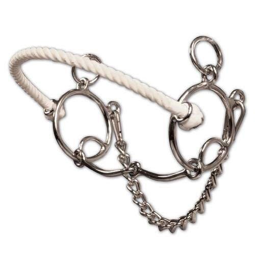 Brittany Pozzi Combination Series - Smooth Snaffle
