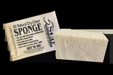 Dry Cleaning Pad Sponge