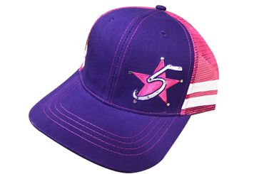 Easy Feeling Purple 5 Star Cap