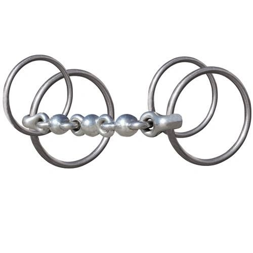 GINA MILES SIGNATURE DOUBLE RING WATERFORD