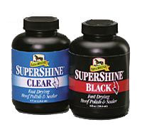 Absorbine Supershine Hoof Polish 8 ounce