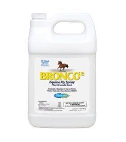one gallon Bronco e Equine Fly Spray