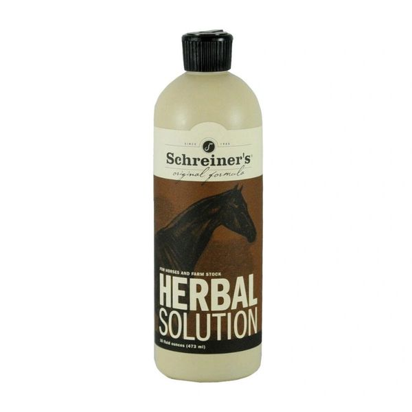 Schreiners Herbal Solution 16 Oz