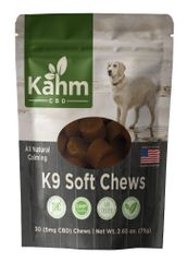 ADULT DOG K9 SOFT CHEWS 5MG