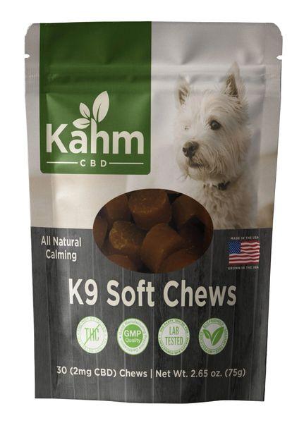 SMALL DOG K9 SOFT CHEWS 2MG